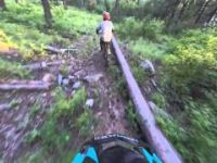 Dave Sweatland Memorial Trail July 17 Pt 1