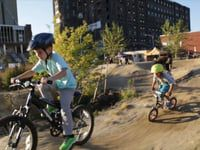 Brooklyn Bike Park + Velosolutions = July 2015