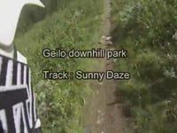 Sunny Daze Geilo downhill