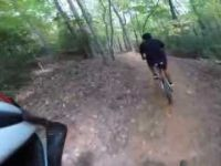 Mountain Biking Lake Lure NC