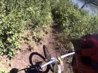 GoPro: Alain's ride on Breathless Trail July...