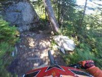 Whistler Bike Park MacKenzie River Trail