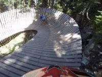 Whistler Bike Park Blue Velvet