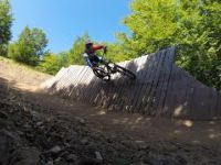 National downhill Championship in Vasilitsa 2015