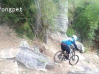 Thara start - Hua Hin Downhill MTB