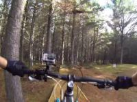Woodhill MTB Park - Launch Trail