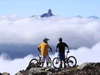 Whistler Peak Bike Trail Promo