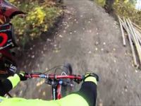 GoPro Devon Alberta Brutal Stairs Downhill and...