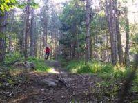 MTB Hellas och Nackaskogarna 2015-07-02