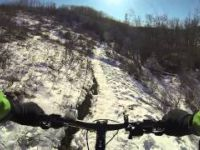 12 Mile Coulee Winter Ride HD