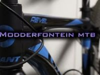 Modderfontein Mountain biking