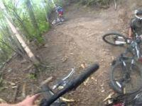 Downhill Mountain Biking - Edmonton alberta