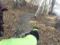 GoPro: Mountain Biking in River Valley with...