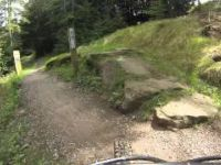 Hamsterley forest skills loop GoPro hero3 silver