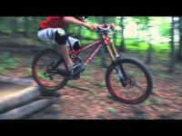 Bukovel Bike Park. Popov&Vasiliev session.