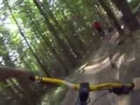 Bukovel Bike Park - Red Trail (Тарас)