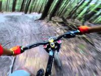 bukovel bike park 2014 DH3
