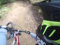 Woburn Sands Bike Park, transition line