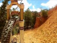 Thunder Mountain, Red Canyon (partie 2)