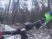 Luca Rides Saudwinder at Turkey Point 1 Jan 2016