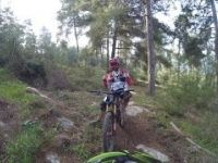 MTB Ride in Misgav With Rotem