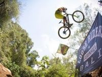 Yaman Whipoff 2015 at the Bali Bike Park