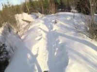 FatBiking Winter Ride