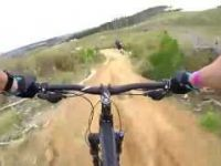 Woodhill Mountain Bike Park - Over and Out