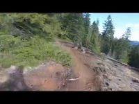 Vanilla Trail, Cumberland, British Columbia