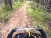 GoPro: Alain's Rocky Mountain Downhill