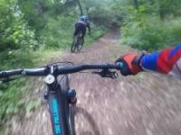 Two Rivers bike park -  Downhill Trail