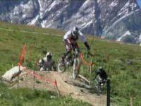 Cervinia - Downhill ai piedi del Cervino