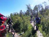 GoPro End of the Rainbow Trail Maurice Bridge