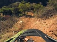 Santa Monica Enduro MTB Samurai Trail -...