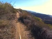 XC Trail Check: Scorpion Trail, Santa Monica CA