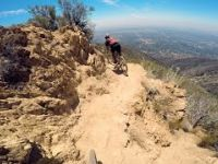XC Ride: Middle Sam Merrill, Mt Wilson, California