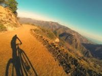 XC Ride: Corral Canyon, Malibu, CA