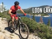 Loon Lake Mountain Biking Trail Guide