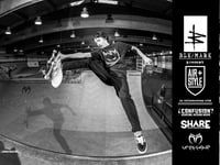 AIR+STYLE Skate Contest / IBK 2015