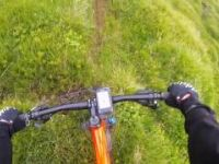 Hlíðarfjall Downhill Trail