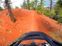 Big (easy) Ring Trail to terrasse because I'm...