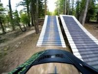 Mammoth Bike Park Opening Day 2016, Pipeline...