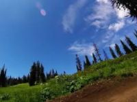 GoPro Shazam Trail Silver Star Bike Park POV 2