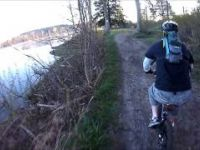 Fanshawe Lake MTB Trail Ride May 11 2014 Part I