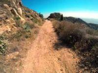 XC Ride: Mt Lowe Rd, Los Angeles, CA