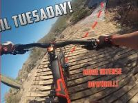 Trail Tuesday #3- More Intense Downhill...