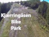 Kjerringåsen Bike Park Åpningsdag 23 aug 2014