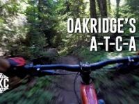 Mountain Biking ATCA in Oakridge, Oregon