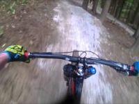 Bike aréna Vsetín - Modrý trail (HD)