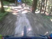 Bike aréna Vsetín - Černý trail (HD)